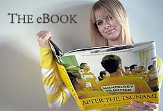 After The Tsunami photo book by Thorsten Overgaard